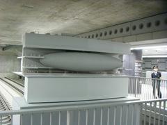 渋谷駅の模型