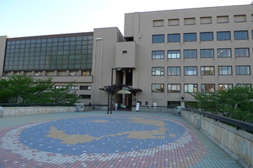 目黒区立目黒区民センター図書館