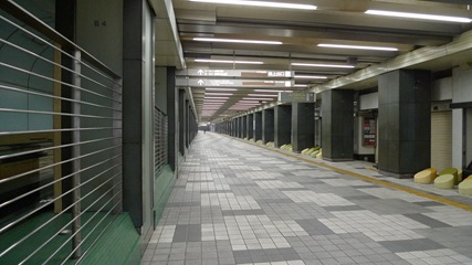 新宿西口中央通り