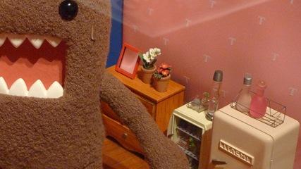 たーちゃんの部屋の冷蔵庫