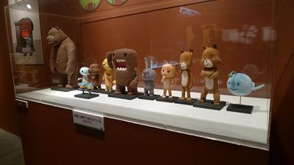 どーもくんたちの人形