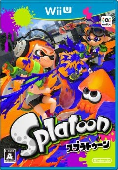 [Wii U]Splatoon
