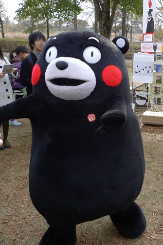 2011年のくまモン
